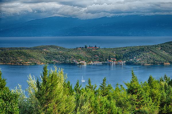 Island (Ancient) Trikeri Photograph by Photo By Dimitrios Tilis