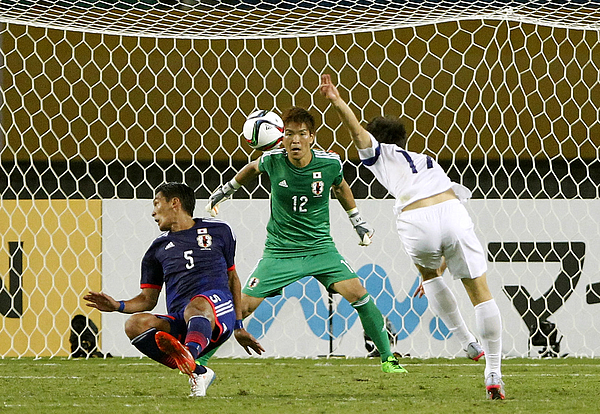 Japan v South Korea - EAFF East Asian Cup 2015 Photograph by Kevin Lee