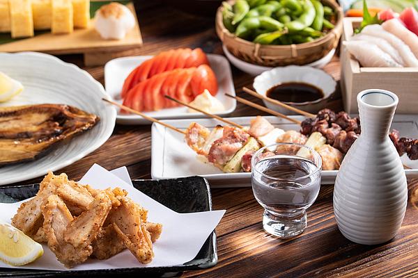 Japanese Assorted Popular Izakaya Appetizers Photograph by Ahirao_photo