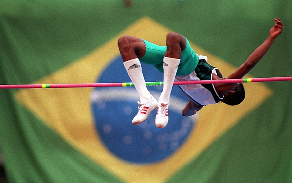 Javier Sotomayer Photograph by Gray Mortimore