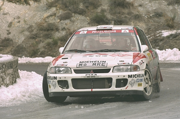 Jean Ragnotti and Gilles Thimonier Photograph by Pascal Rondeau