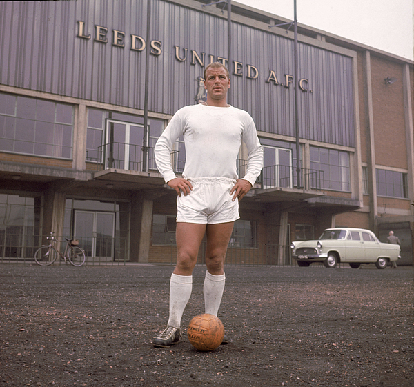 John Charles Photograph by Don Morley