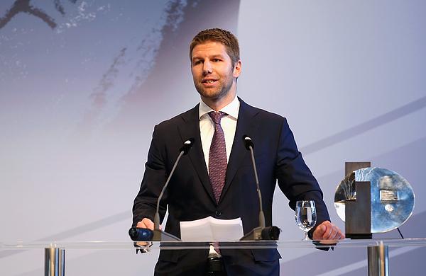 Julius-Hirsch-Preis Awarding Ceremony Photograph by Boris Streubel