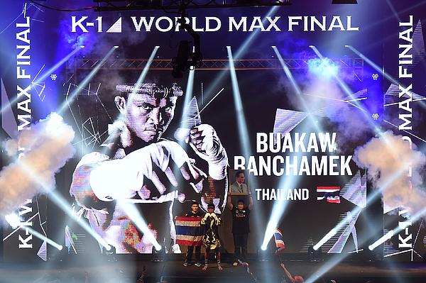 K1 World Max Final Photograph by Thananuwat Srirasant