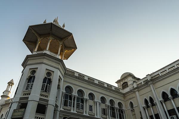 Kuala Lumpur railway station Photograph by Shaifulzamri