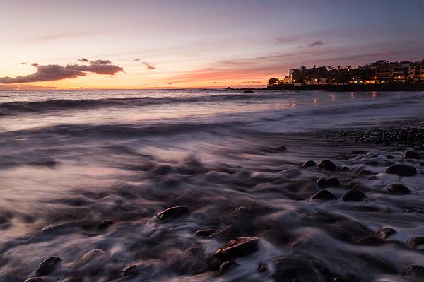 La Playa Photograph by Wolfgang Wörndl