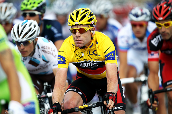 Le Tour de France 2011 - Stage Twenty One Photograph by Bryn Lennon