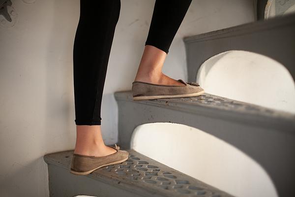 Lighthouse Staircase Photograph by Avi Loren Fox
