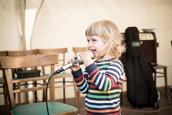 Litlle Singer Photograph by Jaroslav Kocian