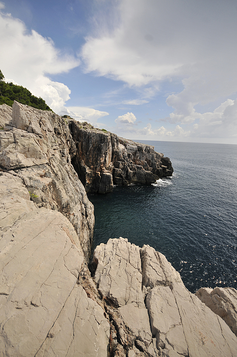 Lokrum Island, Dubrovnik, Croatia Photograph by By Ale_flamy