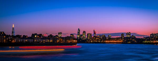 London Skyline Photograph by Syed Ali Warda Photography