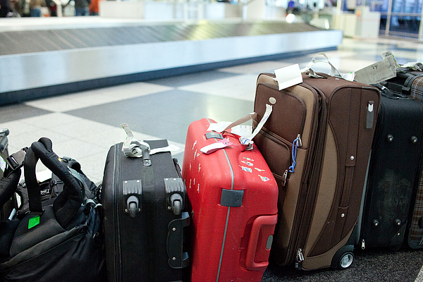 Lost Luggage Photograph by Sola Deo Gloria