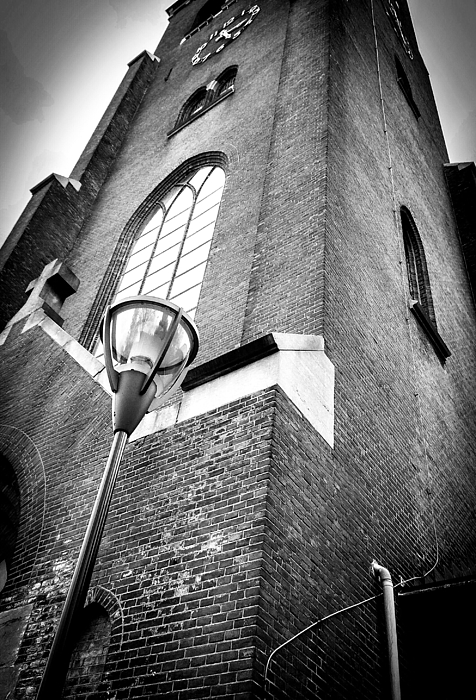 Low Angle View Of Church Photograph by Erwin Maas / EyeEm
