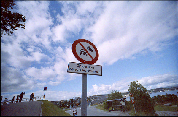 Low Angle View Of Road Sign And Cloudscape Photograph by Willie Schumann / EyeEm