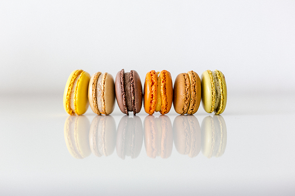 Macaroons Photograph by Samere Fahim Photography