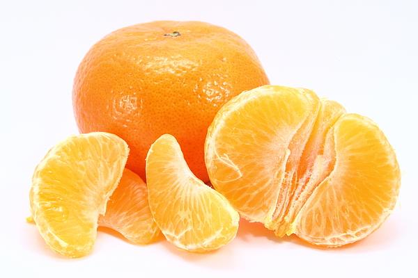 Mandarin orange Photograph by Pejft