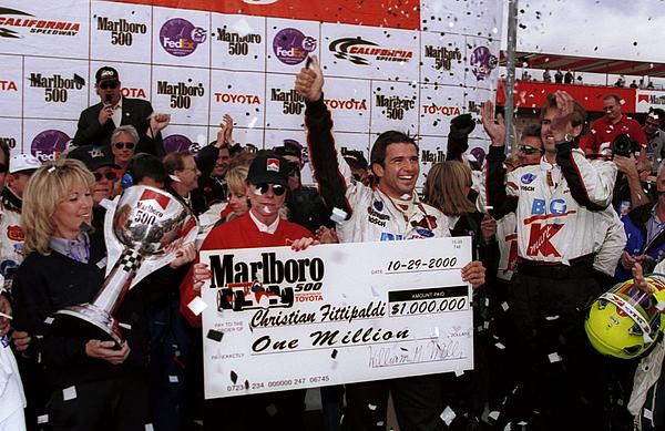 Marlboro 500 Fittipaldi Photograph by Jonathan Ferrey