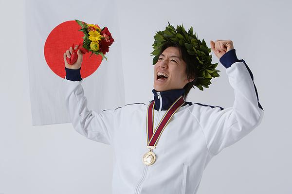 Medalist Photograph by Hideki Yoshihara/Aflo