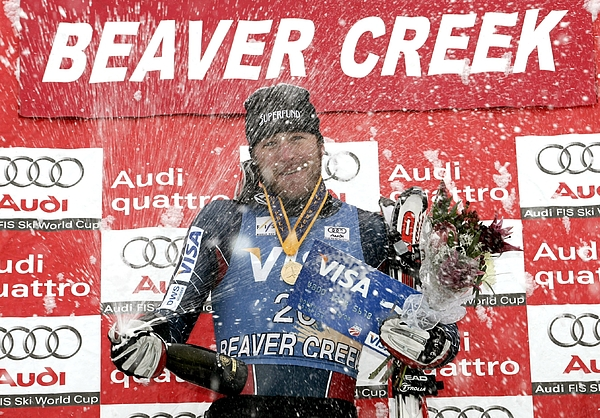 Mens Alpine FIS Ski World Cup - Beaver Creek Photograph by Agence Zoom