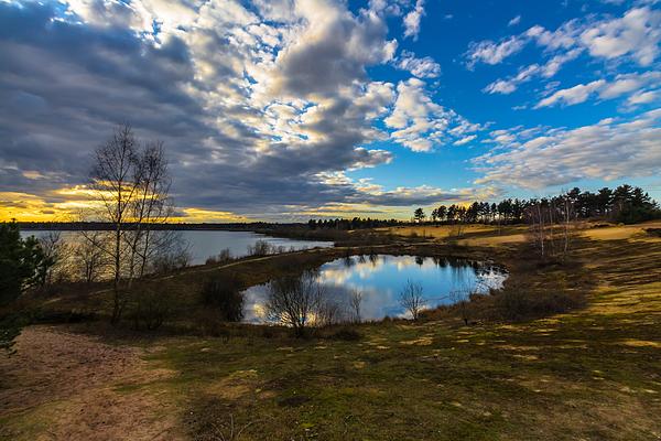 Mini Lake Photograph by William Mevissen