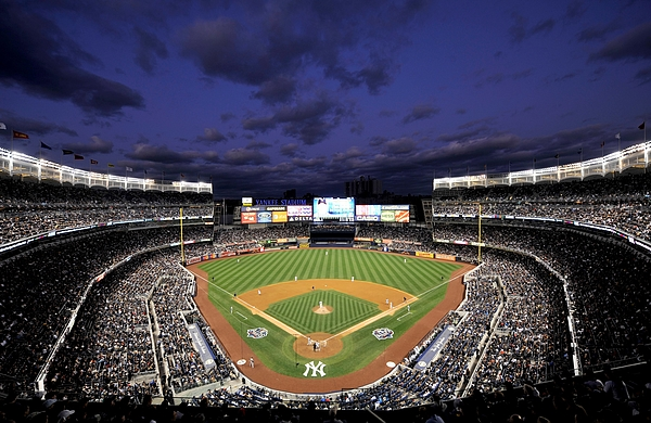Minnesota Twins v New York Yankees, Game 1 Photograph by Rob Tringali/Sportschrome