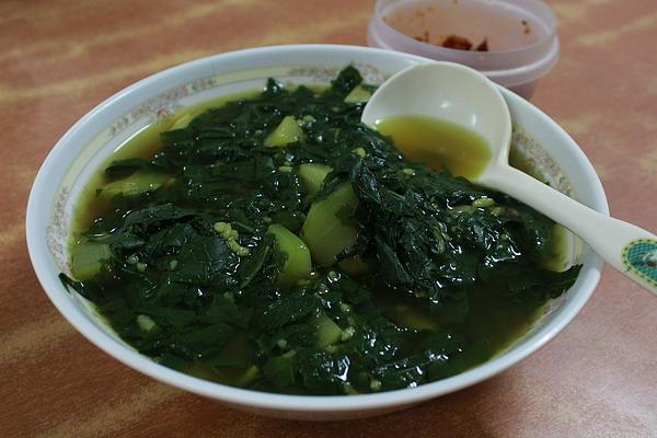 Mizo food - Behlawi bai Photograph by Azassk