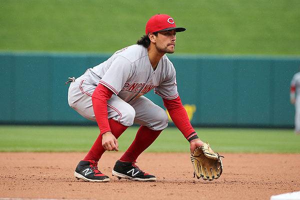MLB: APR 22 Reds at Cardinals Photograph by Icon Sportswire
