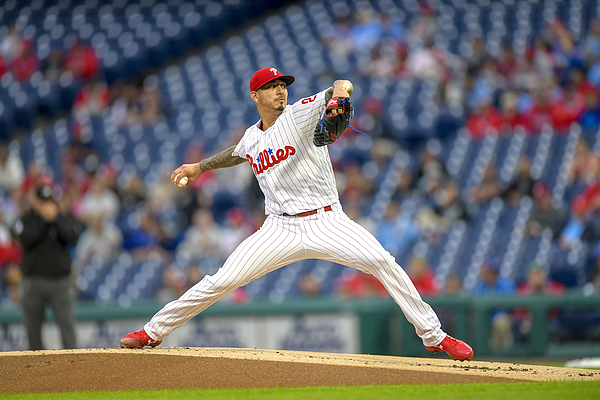 MLB: MAY 22 Braves at Phillies Photograph by Icon Sportswire