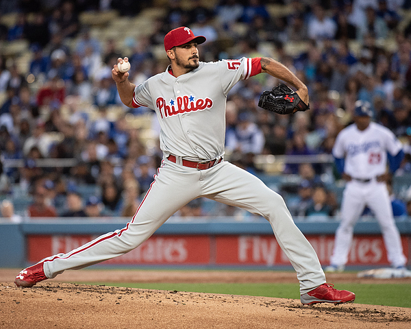 Mlb: May 30 Phillies At Dodgers Photograph by Icon Sportswire