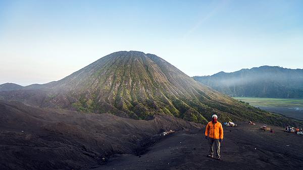 Morning At Mt. Bromo Photograph by Shaifulzamri