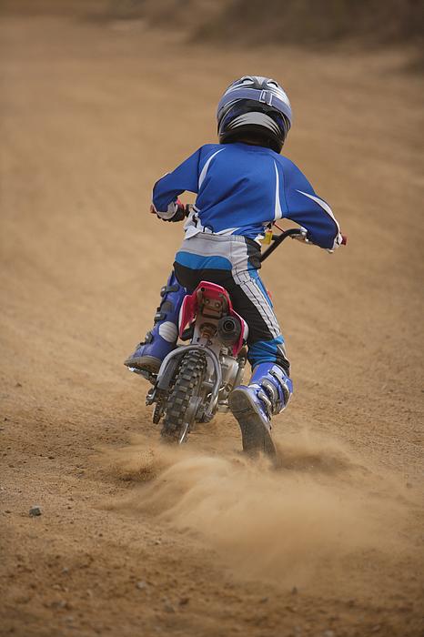 Motocrossing Photograph by Nate Jordan/Aflo