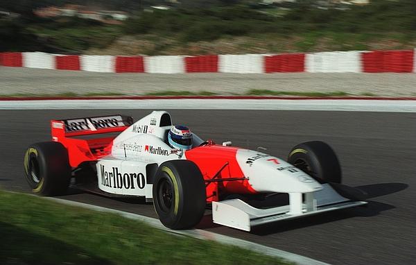 Motor Sport - Formula One Testing in Estoril, Portugal Photograph by John Marsh - EMPICS