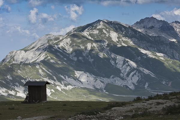 Mountain Brancastello Photograph by Adriano Ficarelli