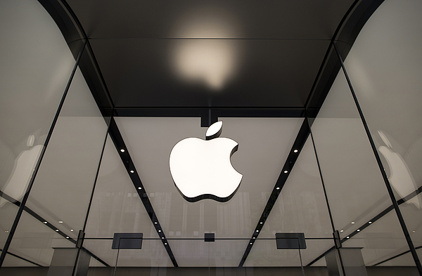 New Apple Shinjuku Store Preview In Tokyo Photograph by Tomohiro Ohsumi
