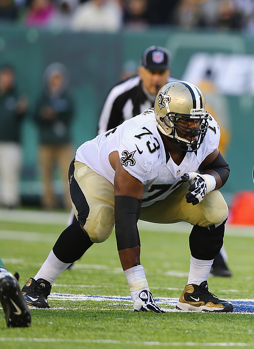 New Orleans Saints v New York Jets Photograph by Al Bello