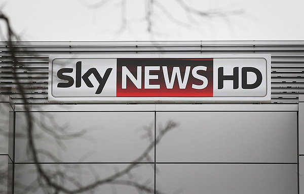 News Corps BSkyB Takeover Photograph by Peter Macdiarmid