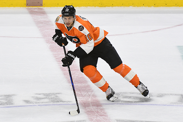 NHL: APR 09 Hurricanes at Flyers Photograph by Icon Sportswire