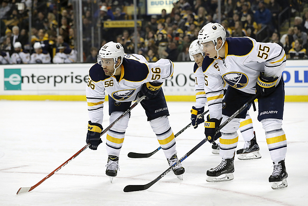 NHL: DEC 31 Sabres at Bruins Photograph by Icon Sportswire