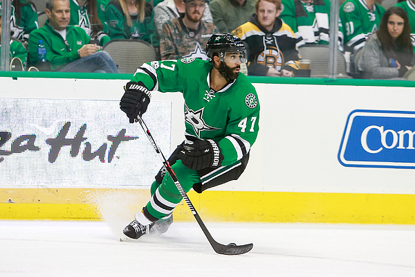 NHL: FEB 26 Bruins at Stars Photograph by Icon Sportswire