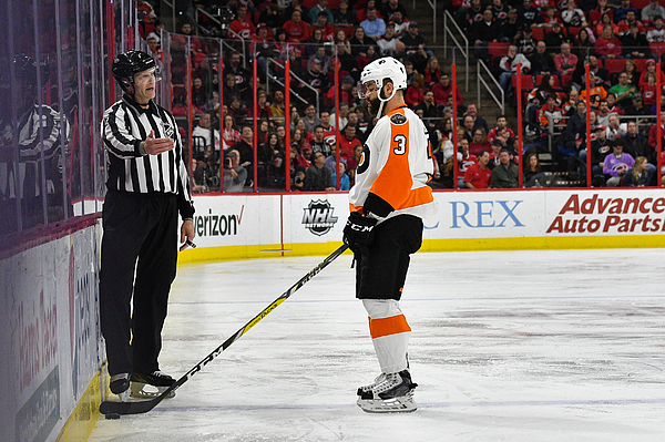 Nhl: Jan 31 Flyers At Hurricanes Photograph by Icon Sportswire