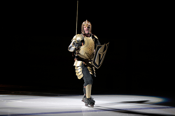 Nhl: Nov 10 Jets At Golden Knights Photograph by Icon Sportswire