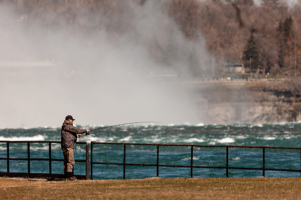 Niagara Falls, Canada Photograph by by Mark Spowart/Getty Images