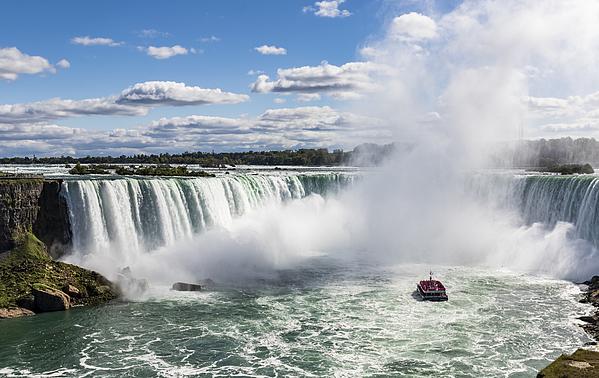 Niagara Falls Photograph by Kris1138