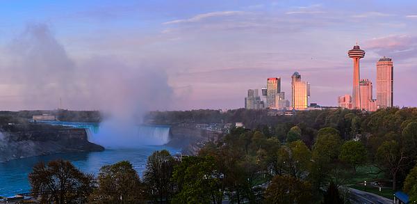 Niagara Falls Photograph by Max shen