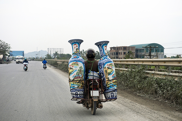 Ninh Binh Vietnam Photograph by Feifei Cui-Paoluzzo