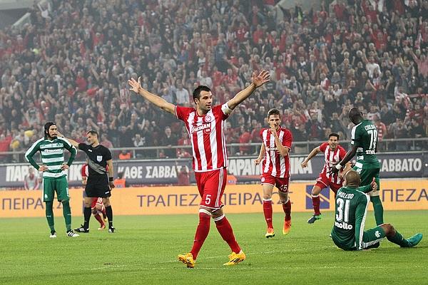 Olympiakos vs Panathinaikos Photograph by Anadolu Agency