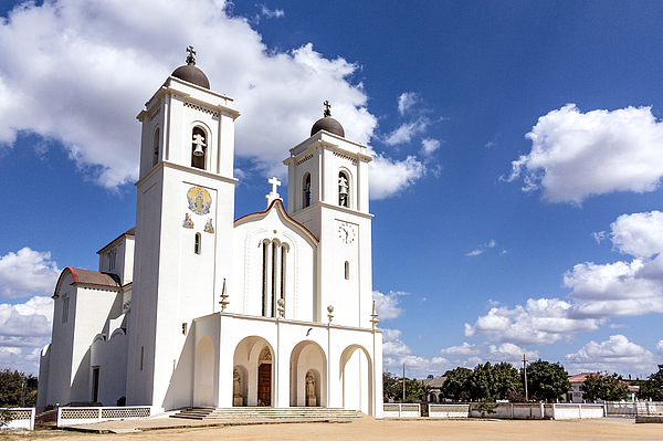 Our Lady Of Fatima Cathedral Photograph by John Seaton Callahan