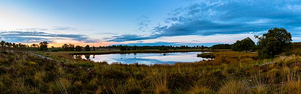 Panorama Pikmeeuwenwater Photograph by William Mevissen