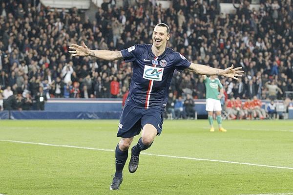 Paris Saint-Germain FC v ASSE Saint-Etienne - French Cup Semi-Final Photograph by Xavier Laine