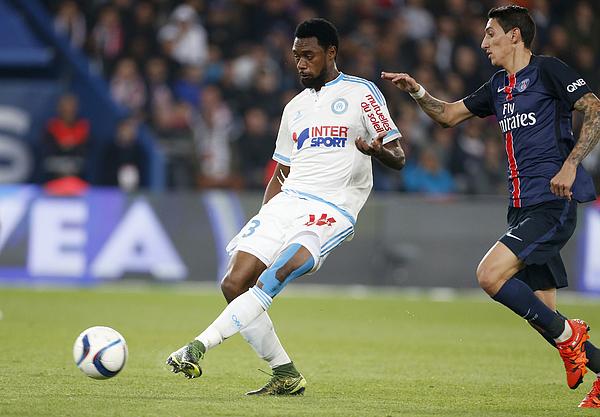 Paris Saint-Germain v Olympique de Marseille - Ligue 1 Photograph by Jean Catuffe